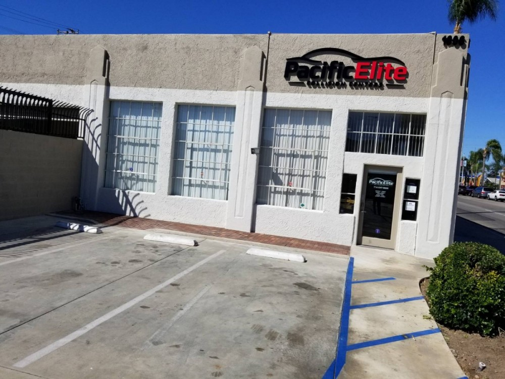 Pacific Elite Collision Center Santa Ana - we're conveniently located at CA, 92707, and are ready to help you today!