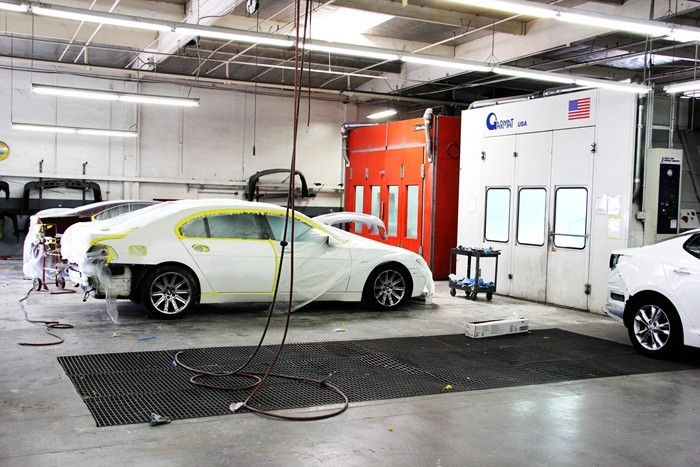 Pacific Elite Collision Centers - Torrance Prestige Too Auto Body Professional Paint Center