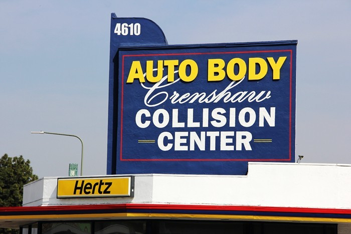 Crenshaw Collision Center is Now Pacific Elite Collision Centers- Los Angeles
