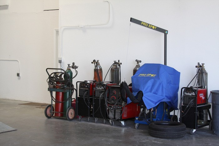 Pacific Elite Collision Centers - Long Beach Prestige Too Collision Center Certified Welding