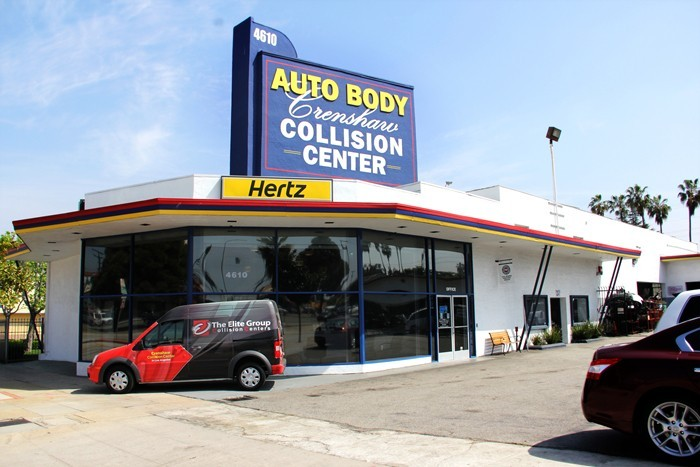 Pacific Elite Collision Centers- Los Angeles formally Crenshaw Collision Center Auto Body Repairs