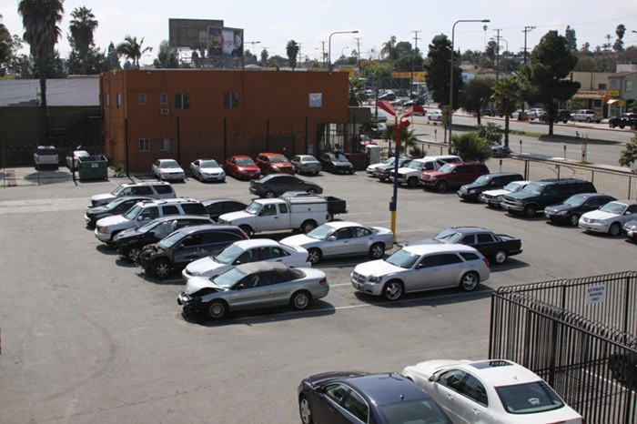 Pacific Elite Collision Centers- Los Angeles Complete Secured Storage Collision Repair Experts