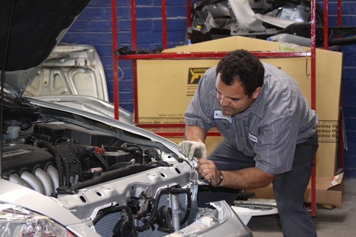 Pacific Elite Collision Centers- Los Angeles I-Car Certified Technicians
