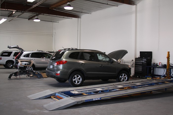 Pacific Elite Collision Centers - Long Beach Prestige Too Collision Center Frame Repair