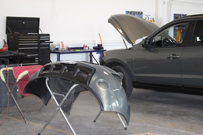Pacific Elite Collision Centers - Long Beach Prestige Too Collision Center Plastic Bumper Repair Experts