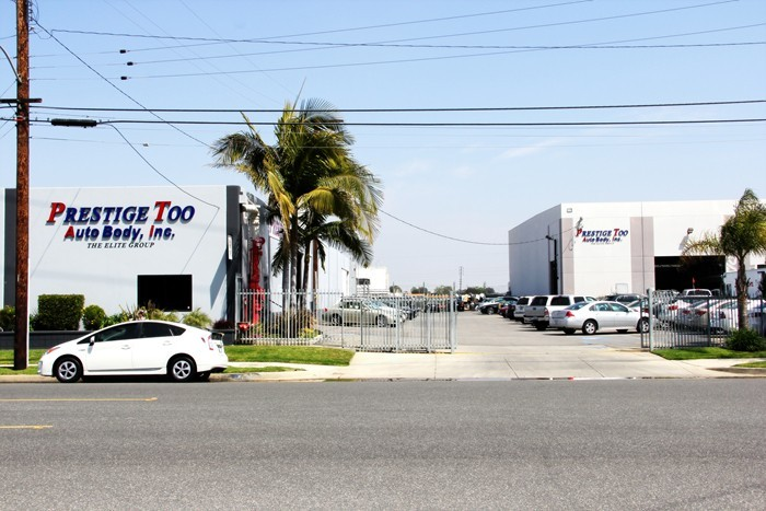 Pacific Elite Collision Centers - Torrance Prestige Too Auto Body Approved by All Insurance Companies