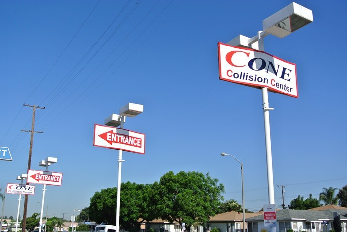 Pacific Elite Collision Centers - Fullerton West Dealer Approved for all makes and models