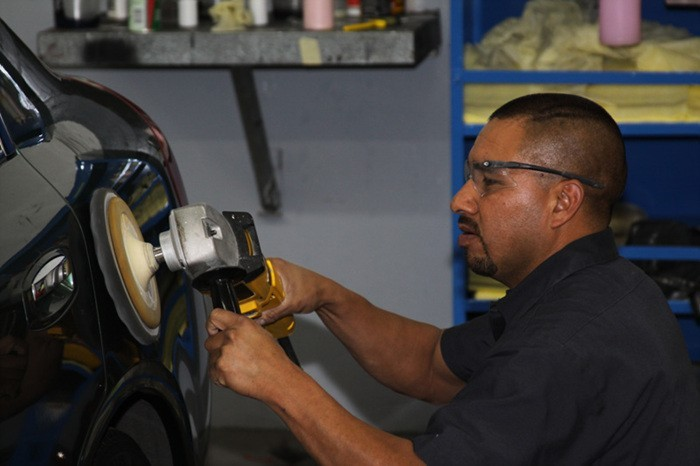 Pacific Elite Collision Centers - Torrance Prestige Too Auto Body I-Car Approved Technicians