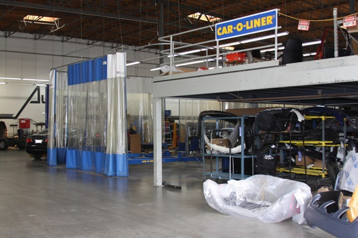 Pacific Elite Collision Centers - Torrance Prestige Too Auto Body Frame Repair Specialist