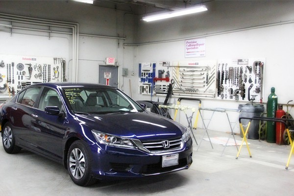 Pacific Elite Collision Centers- El Segundo Unibody Collision Repair Specialists