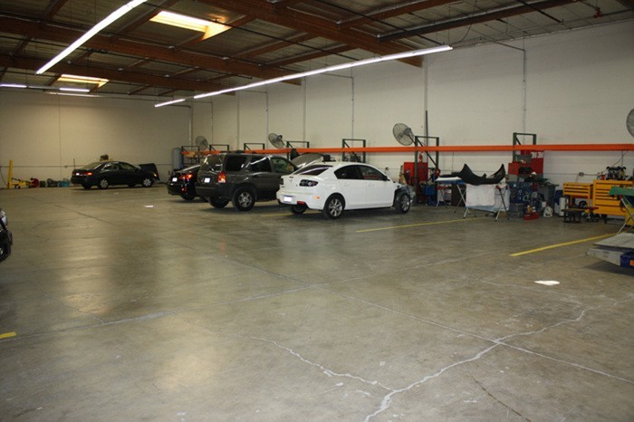 Pacific Elite Collision Centers - Orange Autobody Lean Process and Procedures Collision Experts