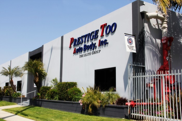 Pacific Elite Collision Centers - Torrance Prestige Too Auto Body AAA Approved Repair Facility