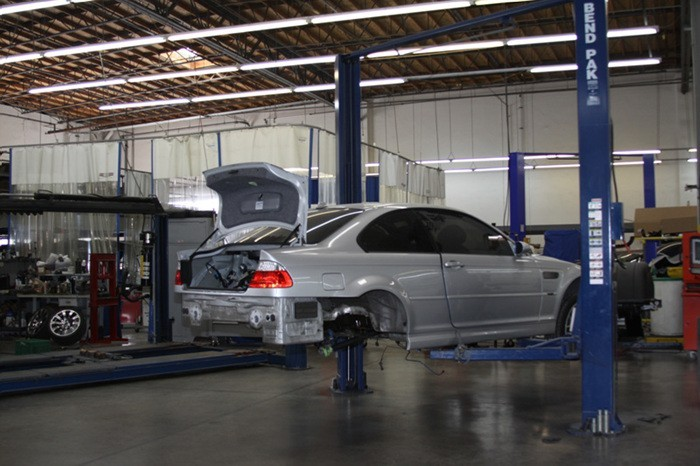 Pacific Elite Collision Centers - Torrance Prestige Too Auto Body Suspension Specialist