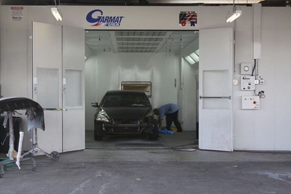 Pacific Elite Collision Centers - Fullerton West I-Car Certified Autobody Paint Refinish Technicians