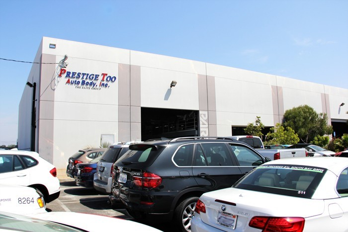 Pacific Elite Collision Centers - Torrance Prestige Too Auto Body Authorized Repair Center