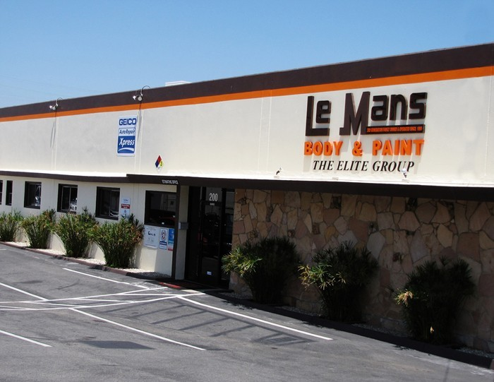 Pacific Elite Collision Centers- El Segundo Formerly Le Mans Auto Body