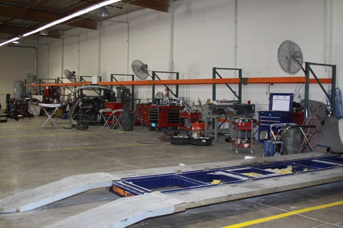 Pacific Elite Collision Centers - Orange Autobody Repair Frame Systems