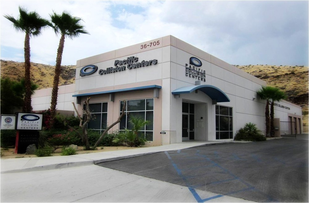 Pacific Elite Collision Centers - Cathedral City AAA  Approved Autobody Repair Experts . Centrally Located for your Convenience