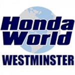 Honda World Westminster Body Shop Westminster CA 92683-3202 Logo. Honda World Westminster Body Shop Auto body and paint. Westminster CA collision repair, body shop.