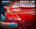 At Maaco Collision Repair & Auto Painting, Littleton, CO, 80125, car rental services are always available for our guests.