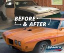 At Maaco Collision Repair & Auto Painting, we are proud to post before and after collision repair photos for our guests to view.