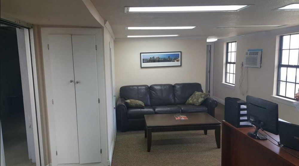 The waiting area at our body shop, located at Austin, TX, 78730 is a comfortable and inviting place for our guests. You can rest easy as you wait for an estimate, or to have your newly repaired vehicle brought around!