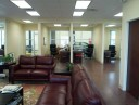 The waiting area at our body shop, located at Chesapeake, VA, 23320 is a comfortable and inviting place for our guests.
