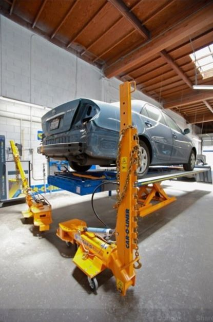 Here at Gava's Auto Body, San Bruno, CA, 94066, professional structural measurements are precise and accurate.  Our state of the art equipment leaves no room for error.