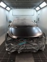 A professional refinished collision repair requires a professional spray booth like what we have here at Dan's Auto Collision in Brooklyn, NY, 11236.