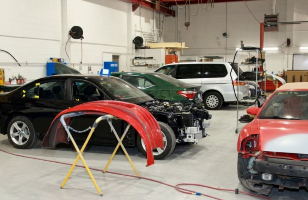 We are a high volume, high quality, Collision Repair Facility located at Eugene, OR, 97402. We are a professional Collision Repair Facility, repairing all makes and models.