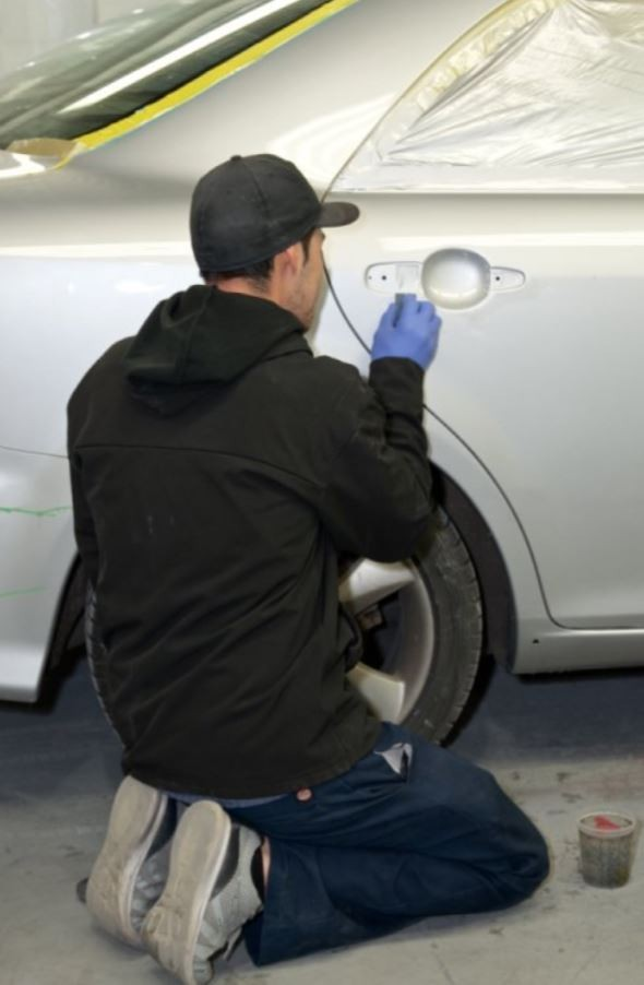 Professional preparation for a high quality finish starts with a skilled prep technician.  At McCollum Auto Body - Eugene, in Eugene, OR, 97402, our preparation technicians have sensitive hands and trained eyes to detect any defects prior to the final refinishing process.