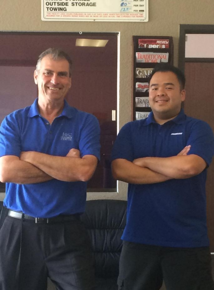 Friendly faces and experienced staff members at J & C Collision, in Ventura, CA, 93003, are always here to assist you with your collision repair needs.