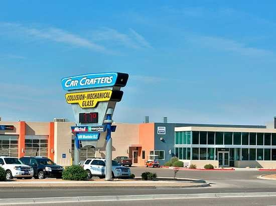 We at Car Crafters - Montaño are a state of the art Collision Repair Facility waiting to serve you. We are conveniently located in the [postcalcode] postal area of NM. Come by today for an estimate!