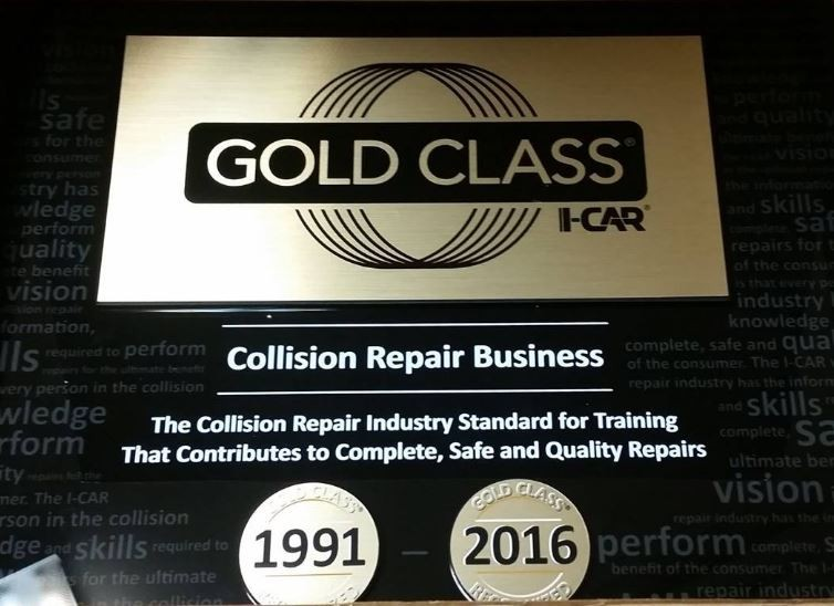 At Car Crafters - Rio Rancho, in Rio Rancho, NM, we proudly post our earned certificates and awards.