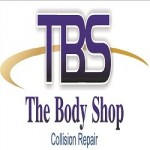 The Body Shop - Prosper Prosper TX 75078 Logo. The Body Shop - Prosper Auto body and paint. Prosper TX collision repair, body shop.