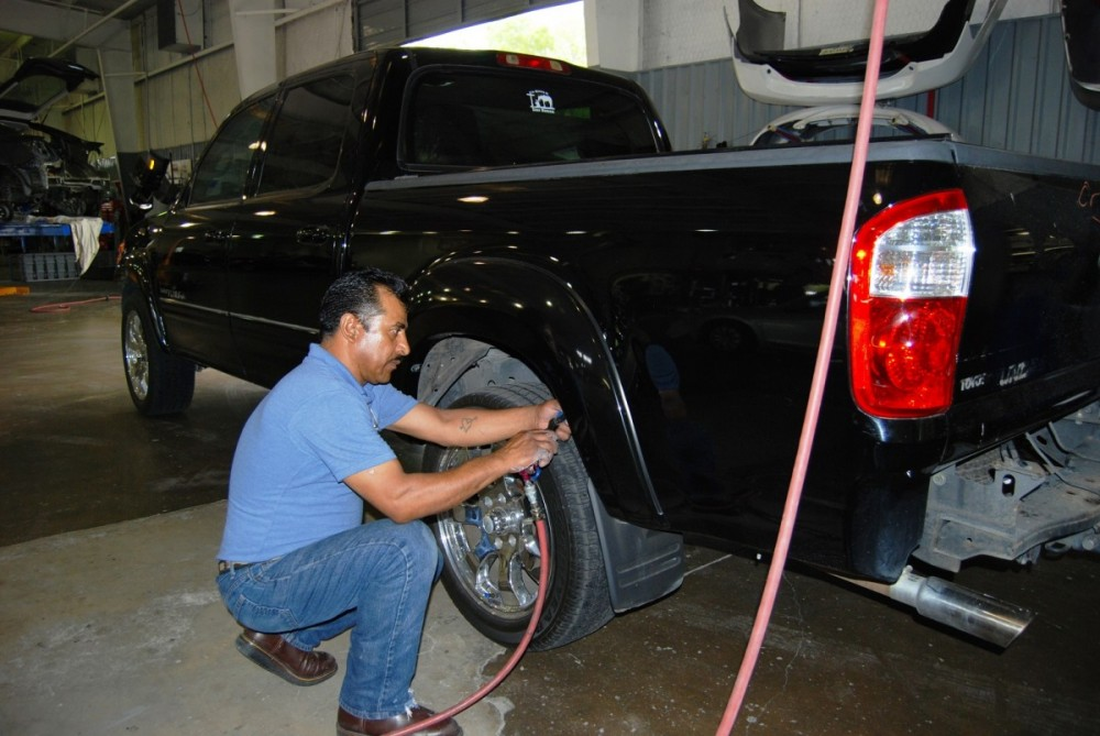 The Body Shop TBS Mckinney TX Texas Garland Collision Repair Specialists auto body paint estimators cars