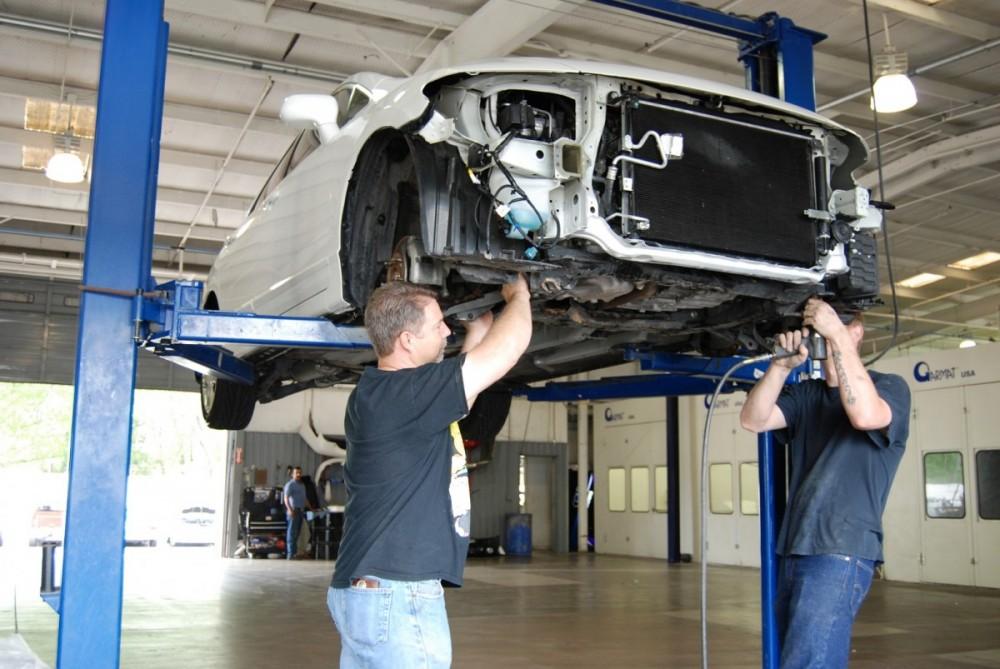 auto repair shop questionnaire