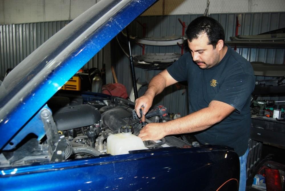 The Body Shop TBS Mckinney TX Texas Garland Collision Repair Specialists auto body paint estimators cars