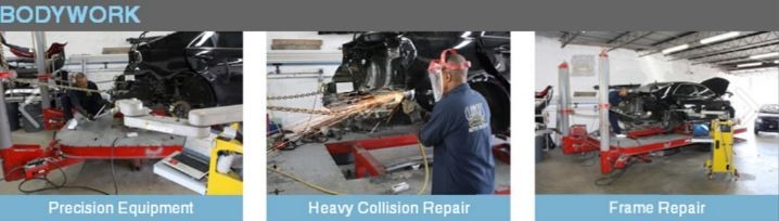 Collision repairs unsurpassed at Oakland Park, FL, 33311. Our collision structural repair equipment is world class.