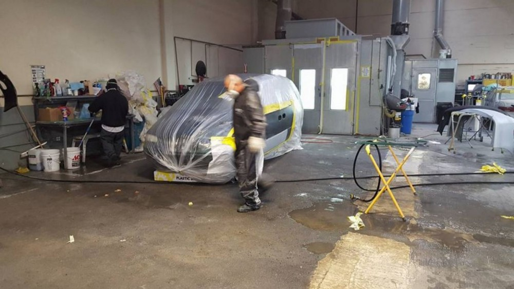 Painting technicians are trained and skilled artists.  At Hollister Collision Center, we have the best in the industry. For high quality collision repair refinishing, look no farther than, Hollister, CA, 95023.