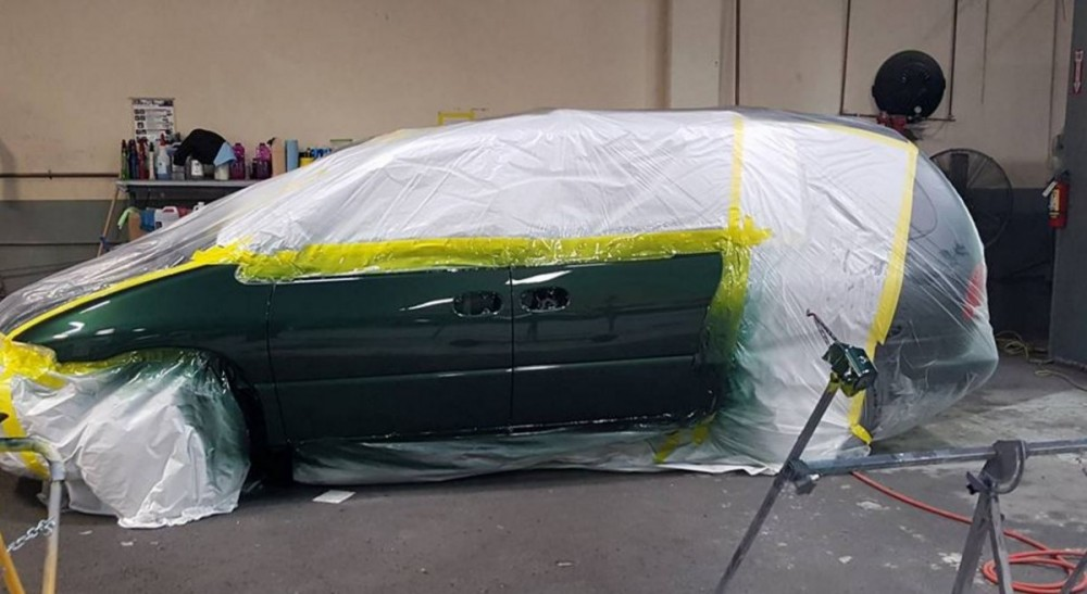 Professional preparation for a high quality finish starts with a skilled prep technician.  At Hollister Collision Center, in Hollister, CA, 95023, our preparation technicians have sensitive hands and trained eyes to detect any defects prior to the final refinishing process.