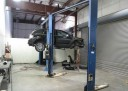 Westway Collision Center - Professional vehicle lifting equipment at Westway Ford, located at Irving, TX, 75062, allows our damage estimators a clear view of all collision related damages.