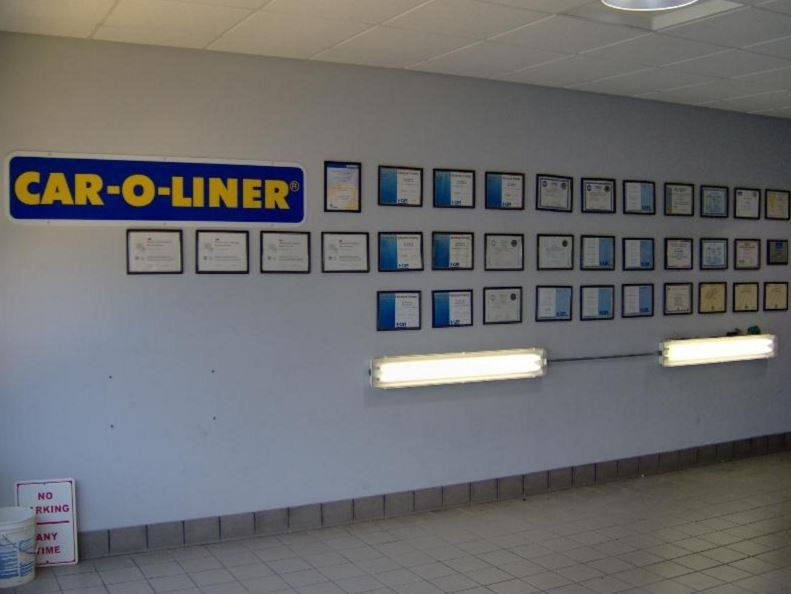 At Miles Chevrolet Collision Center, in Decatur, IL, we proudly post our earned certificates and awards.