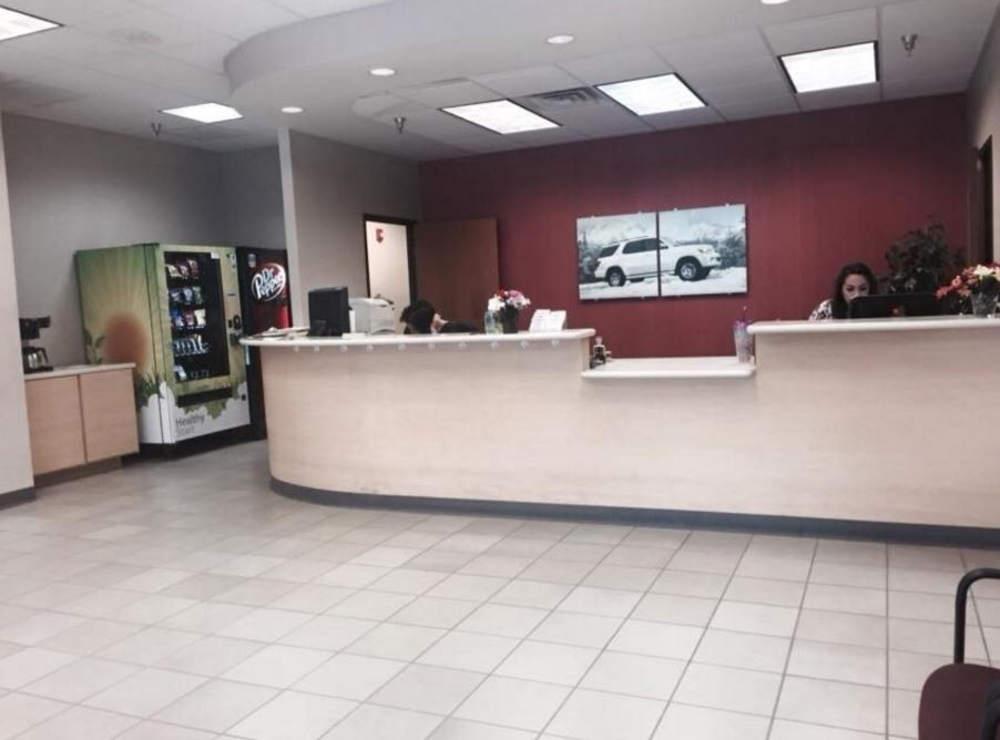 Our body shop's business office located at Richardson, TX, 75080 is staffed with friendly and experienced personnel.