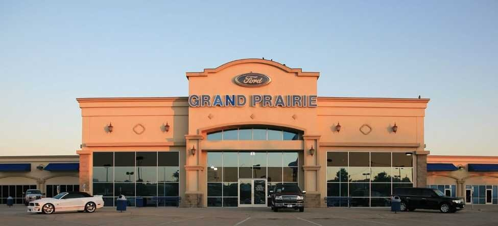 Grand Prairie Ford Inc.