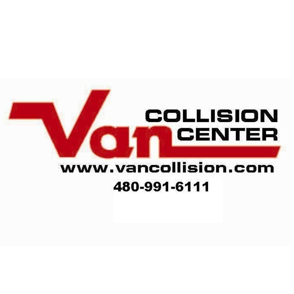 Van Collision Center 15600 N. Northsight Blvd.  Scottsdale, AZ 85260