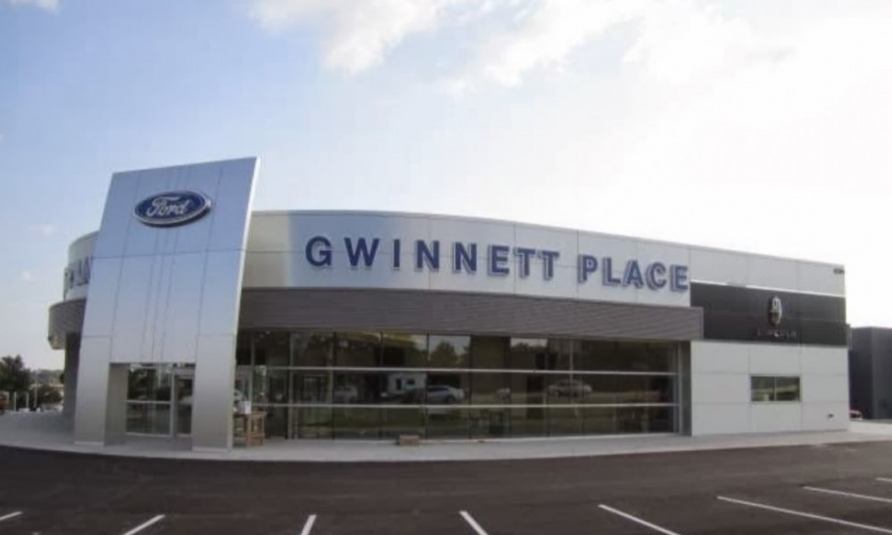 Gwinnett Place Body Shop