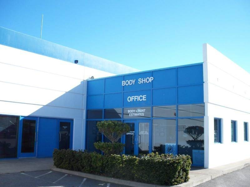 Serramonte Ford Collision Center 500 Collins Ave  Colma, CA 94014  Centrally Located With Easy Access..