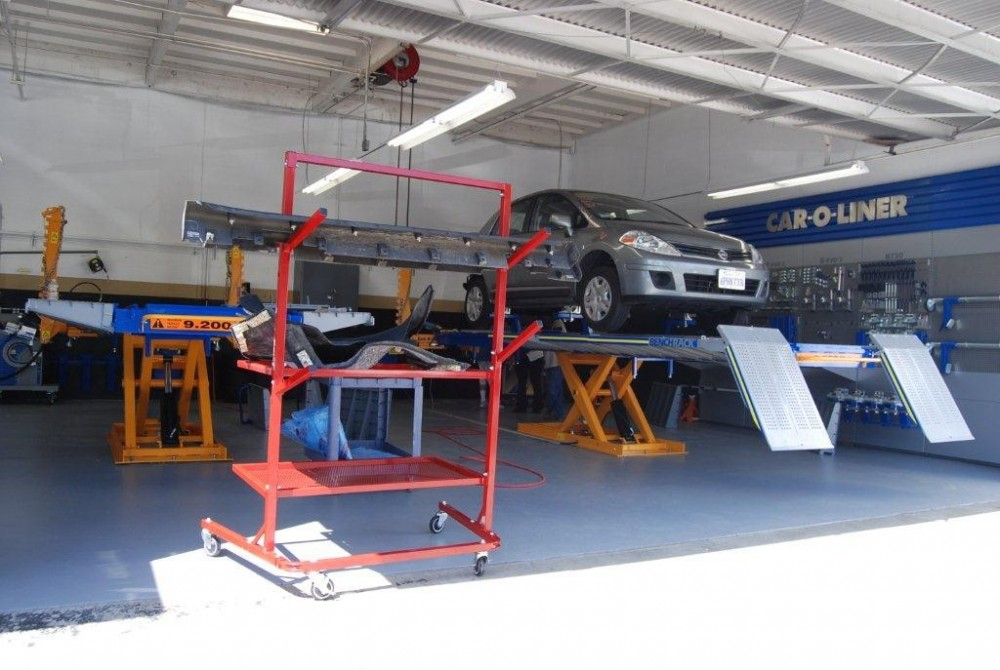 South County Collision 28400 Marguerite Parkway  Mission Viejo, CA 92692  A Well Equipped Collision Repair Facility Ready To Handle the Most Complicated Structural Repairs...