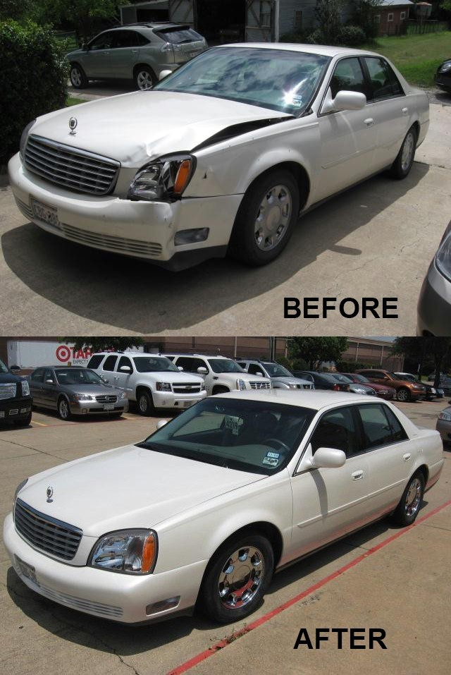 Trophy Nissan Collision Center